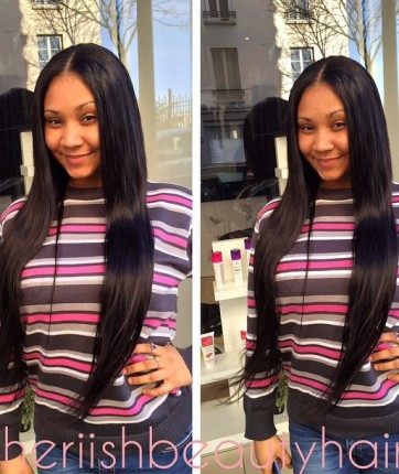 tissage asian hair qualité 7AAA Sheriish Beauty Hair