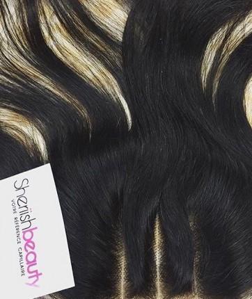 Closure Multi Raies sheriish beauty hair